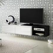 High glossy furniture Gamma 2 szafka rtv