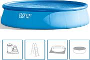 Intex Basen Easy Set, 549 x 122 cm, 26176NP