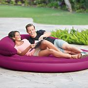 Intex Materac dmuchany Ultra Daybed Lunge, 68881NP