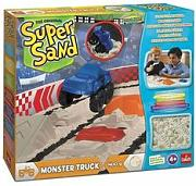 Super sand monster truck marki Goliath