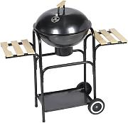 vidaXL Grill Kettle Barbecue Louisiana