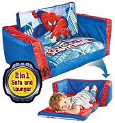 Worldsapart Dmuchana sofa spiderman